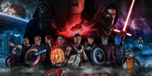 Avengers: Crossed Worlds - Plakat